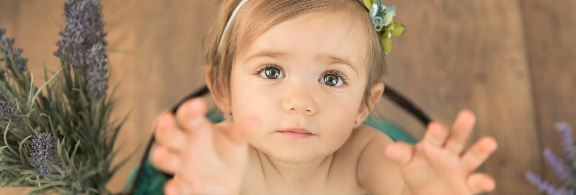 criança de Maria Clara
