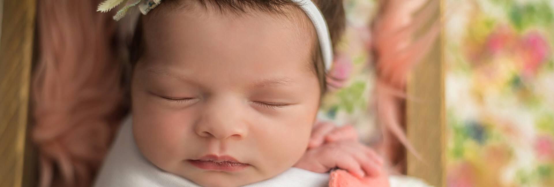 newborn de Isadora