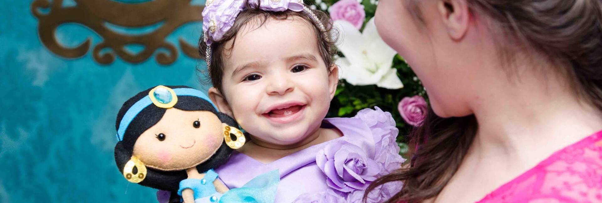 Aniversário Infantil de Antonella