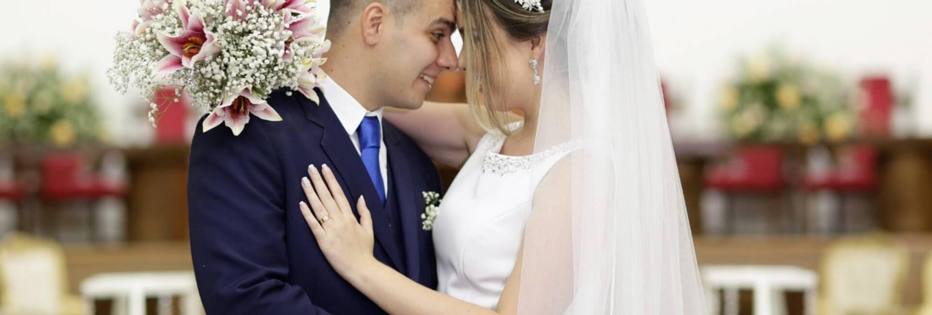 Casamento de Luiz e Helen