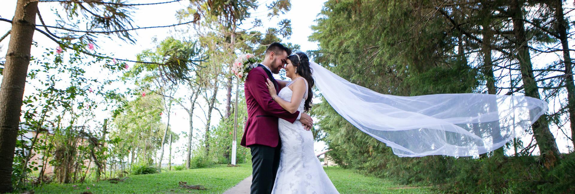 Casamento de David e Alciely