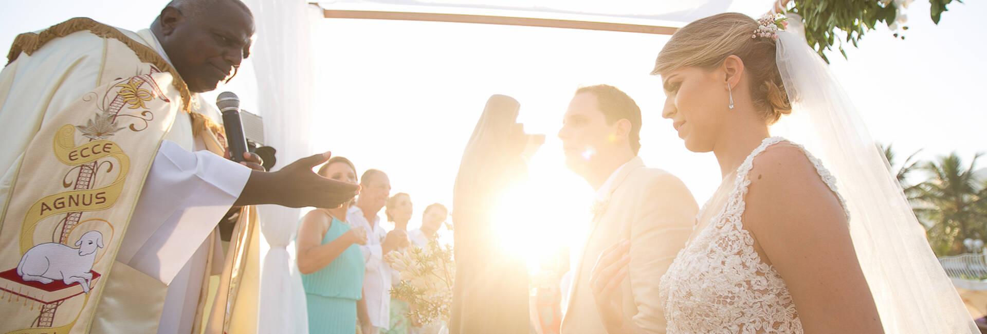 Casamento de Camila e Luiz