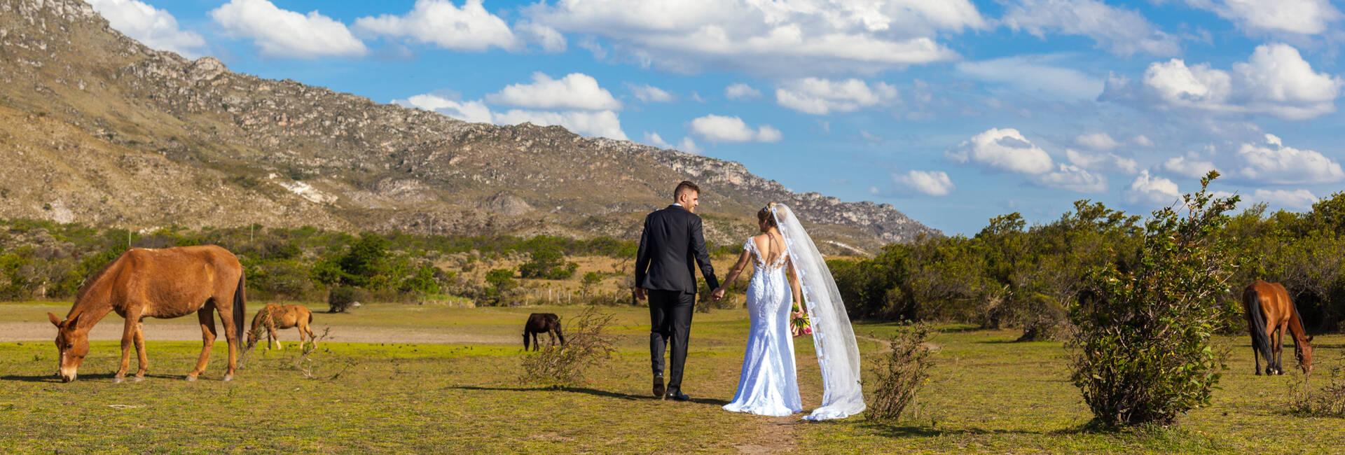 Casamentos de Maria + Marcus