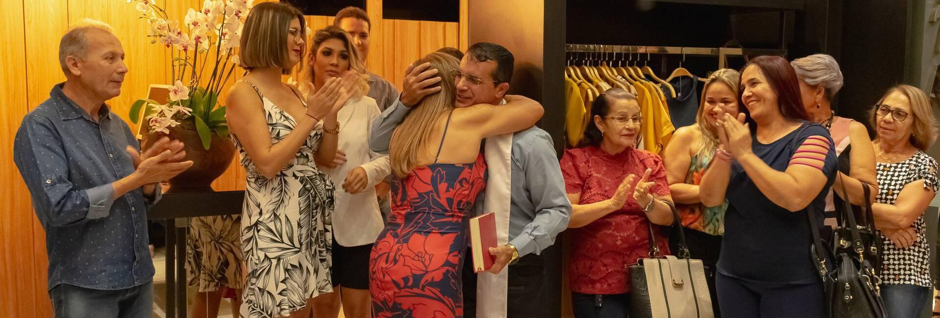 EVENTO de Inauguração da Loja Conceito - Moda Masculina e Feminina