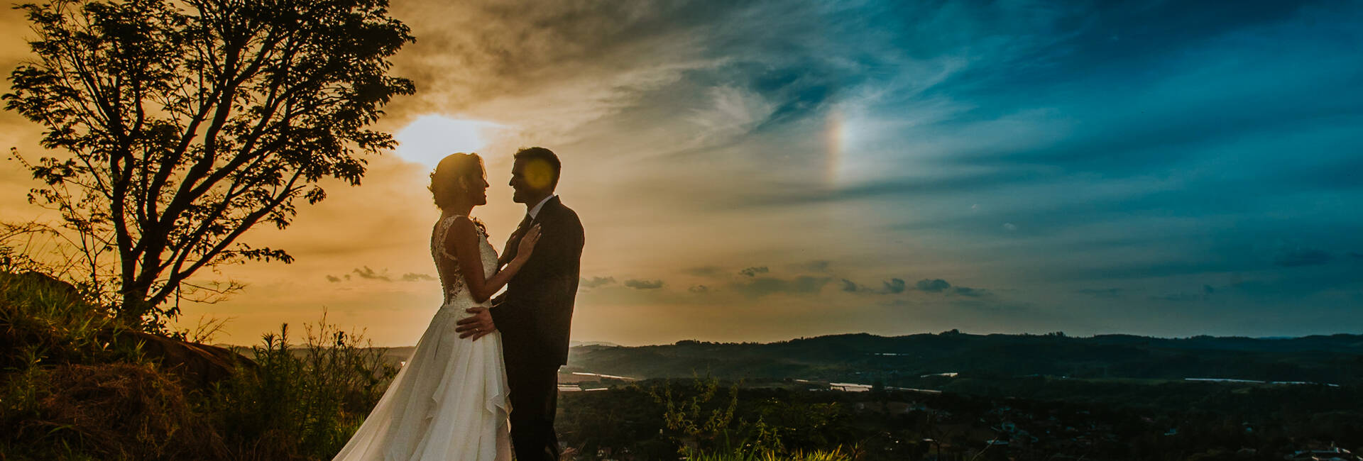Casamento de Priscila e Garrett