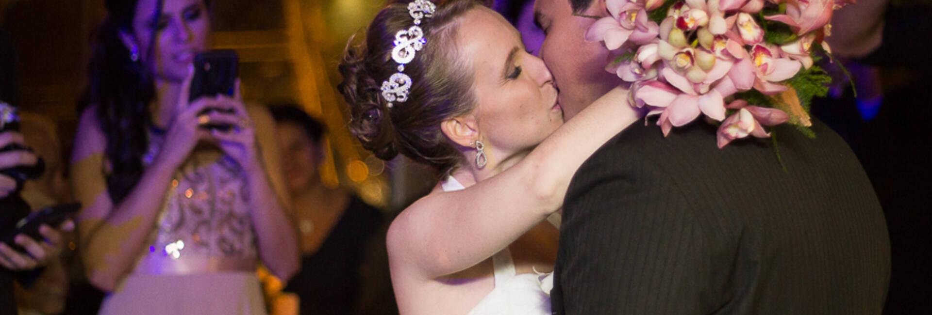 Wedding de Marcos e Fabiane
