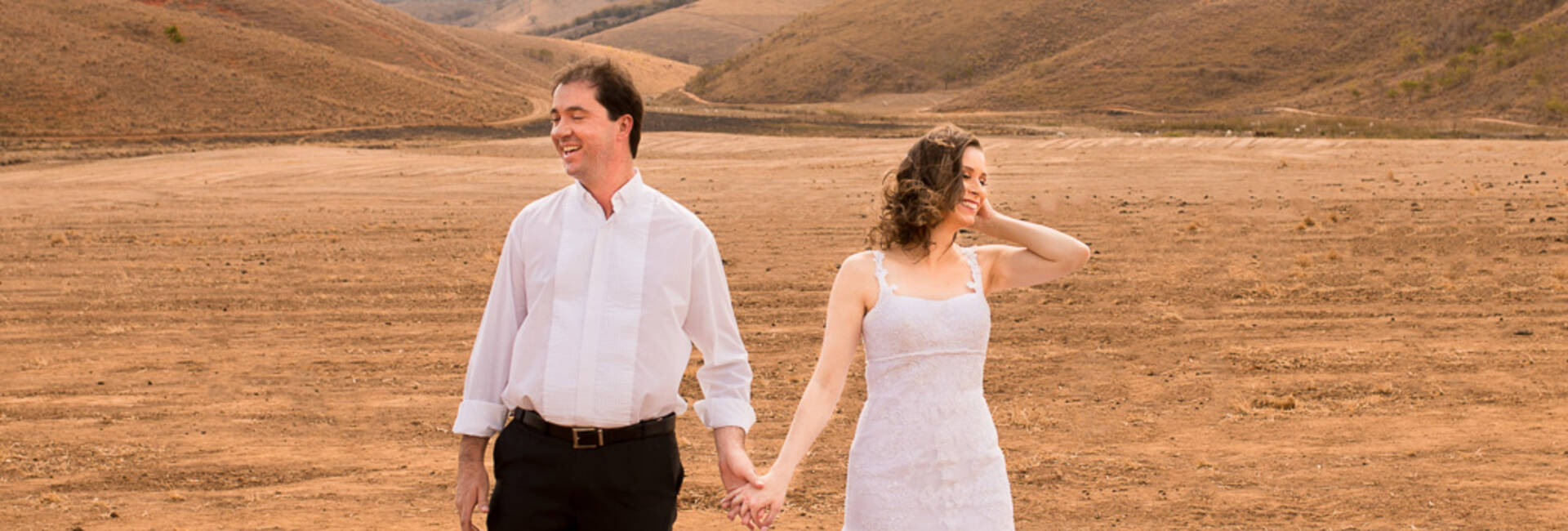 Lyvia e Matheus de Casamento