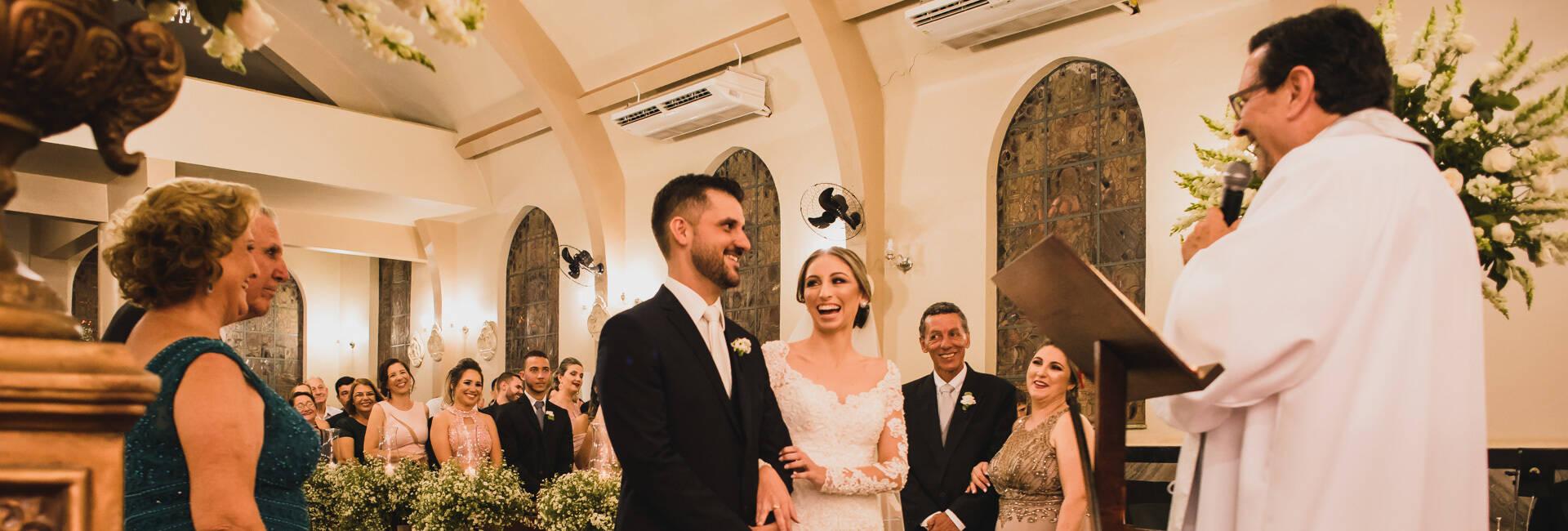 Casamento de Natália e Mario