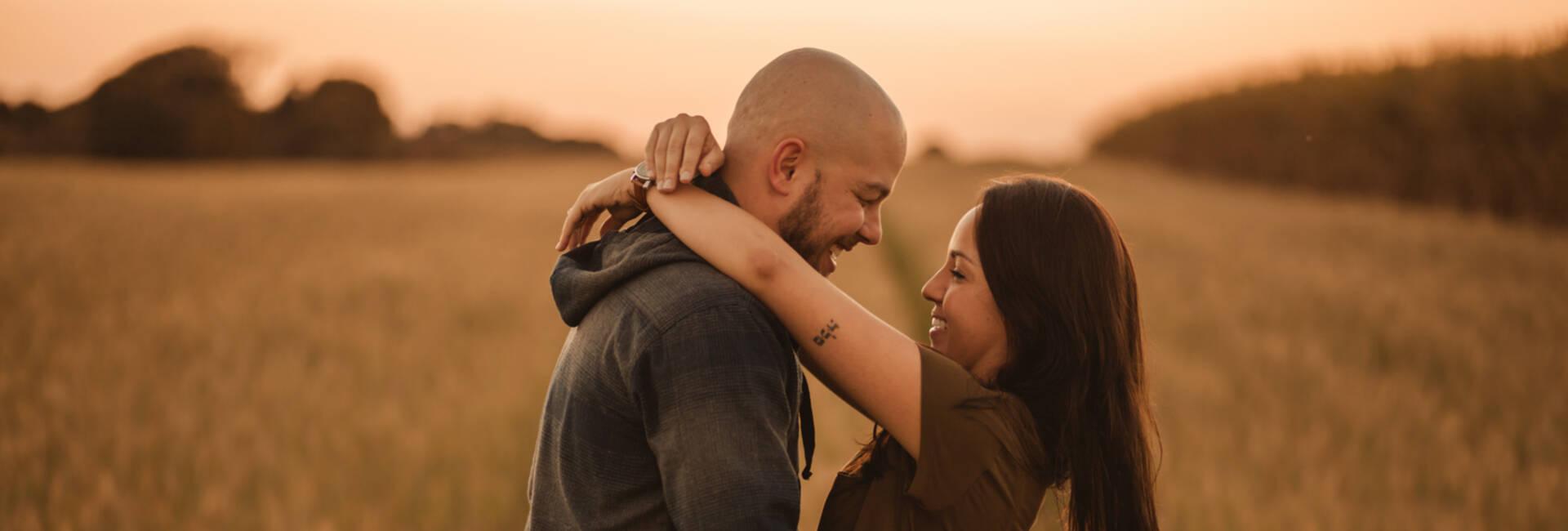 Ensaio Casal de Ariane e Daniel