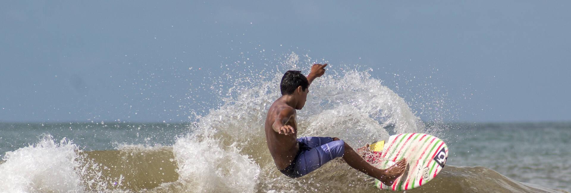 de :: Session de Surf ::