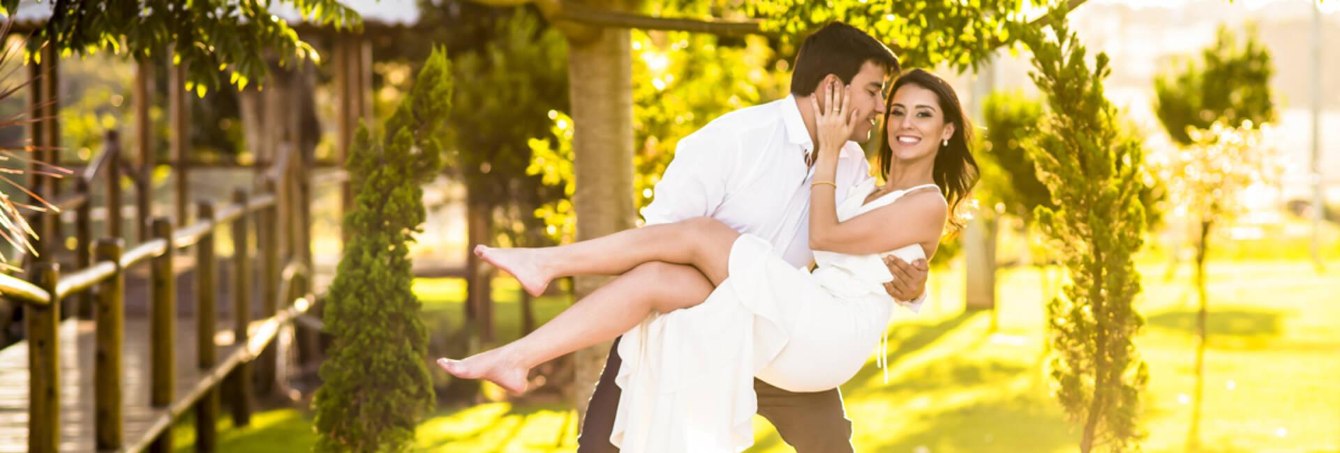 Ensaio Pré Wedding de Marianny e Vinícius
