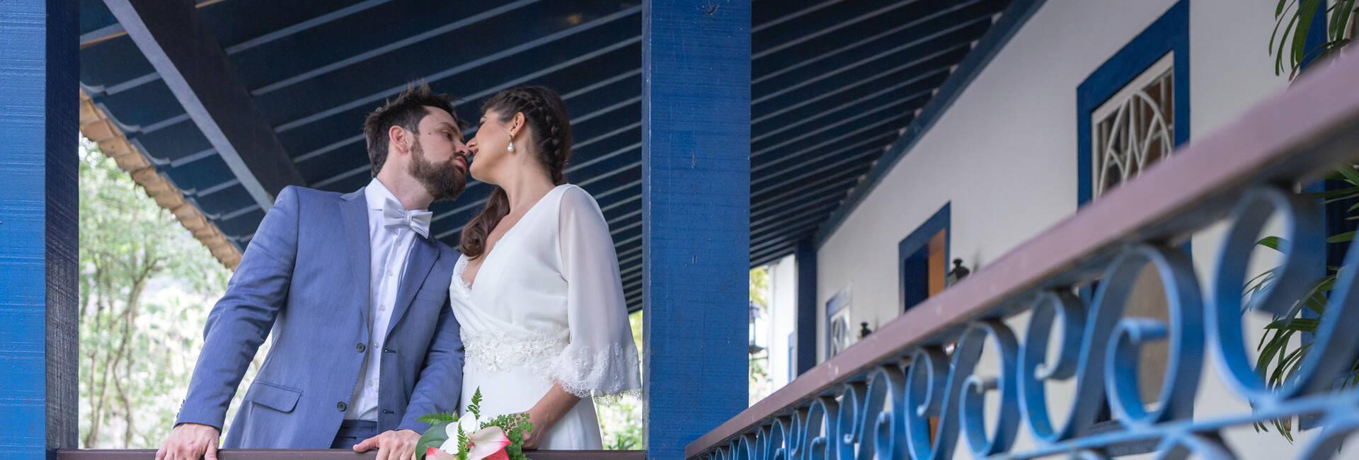 Casamento de Gabi & Le