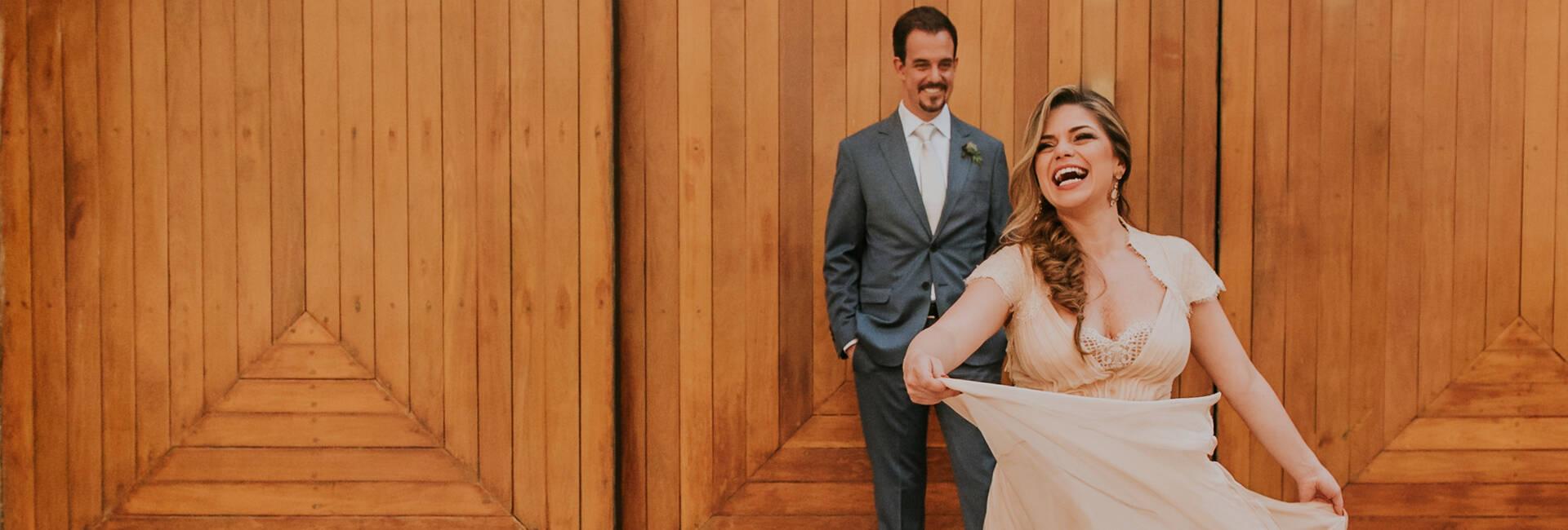 Casamento de Talita e Lucas