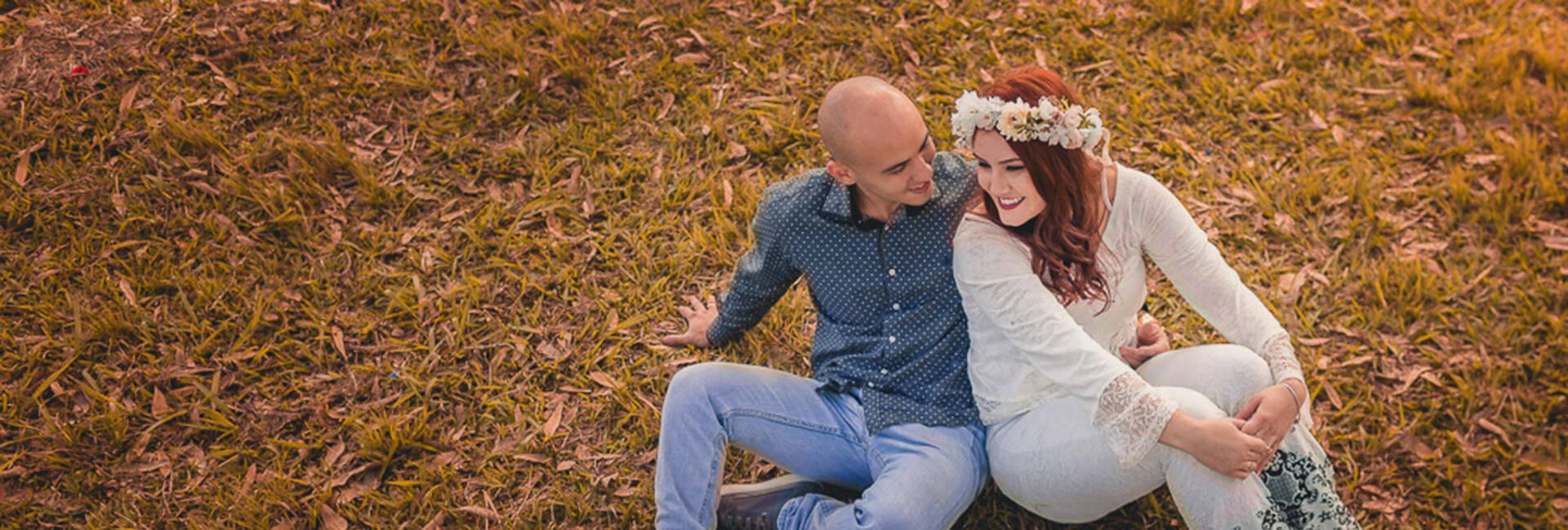 Ensaio Pré Casamento de Jessica e Wesley