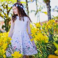 Digiane (mamãe da princesa de cachinhos dourados - Ensaio infantil)