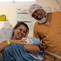 Thiago Grulha e Ariane