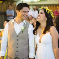 Louise e Carlos Eduardo