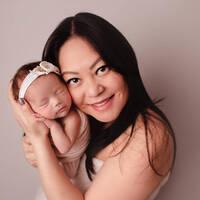 Thays Nagano - Mamãe da Kimi