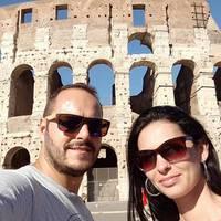 Analice & Maurizio - Roma/Itália