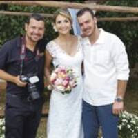 Marina Lavorentti  & Renato - Vinhedo/SP