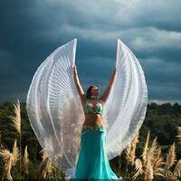 Bailarina Gi Carol