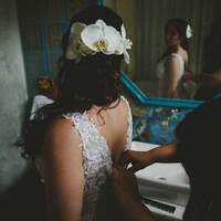 Casamento Fê e Jansen • Arembepe (Bahia)