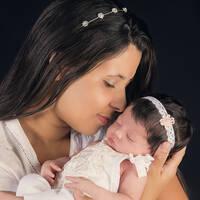Regiane - mãe da Lívia
