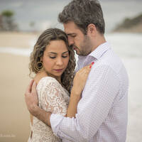 Rebeca e Gabriel
