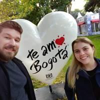 Luiza Costa e Rodrigo