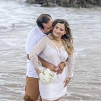 Elaine e Vicente