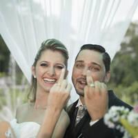 Nicole e Gustavo