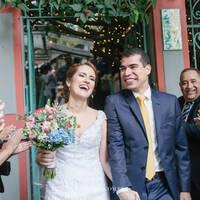 Aline e Rafael