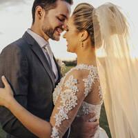 Carolina e Carlos Eduardo