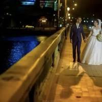 Noiva Juliana e Guilherme