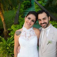 Jorge Idalino e Noelle Petenucci Rangel