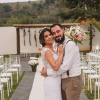 Gabriela e Marcelo