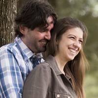 Eliete e Matheus