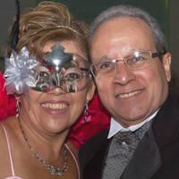 Elaine Cristina e Raul