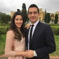 Suzana e Gustavo