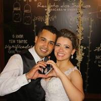 Karine e Ed Carlos