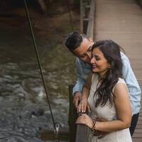 David Andrade e Rafaela Andrade