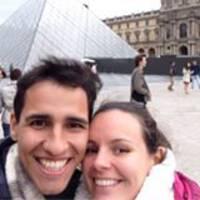 Larissa e Caio