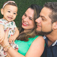 Lane do Renato e mãe da Lia