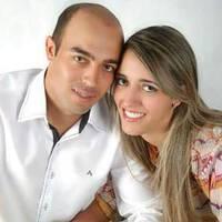 Ariane e Eduardo