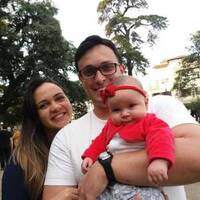 Augusto, Gabi e Liz