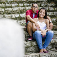 Sofia  e Adriano