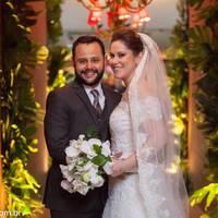 Larissa Prata Ciabotti e Mateus de Oliveira Santos
