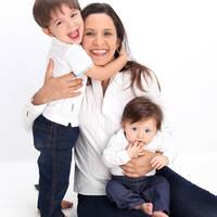 Luciana  Dias - Mãe do Otávio e do Arthur