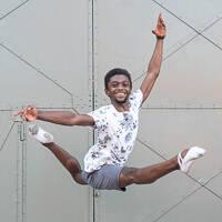 Marcos Vinícius, bailarino