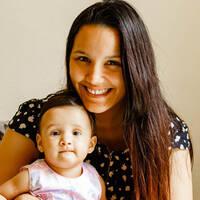 Mariana Adiala - mãe da Juliana